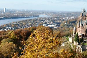 Bonn, Bad Godesberg - Panorama
